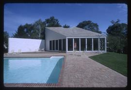 Danziger Pool House, Long Island, New York