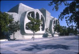 The Sophie and Nathan Gumenick Chapel, Temple Israel, Miami, Florida