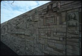 Ceramic wall, Decatur, Illinois