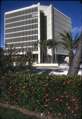 """Office in the Grove,"" Coconut Grove, Florida"