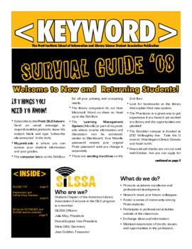 Keyword Survival Guide, 2008